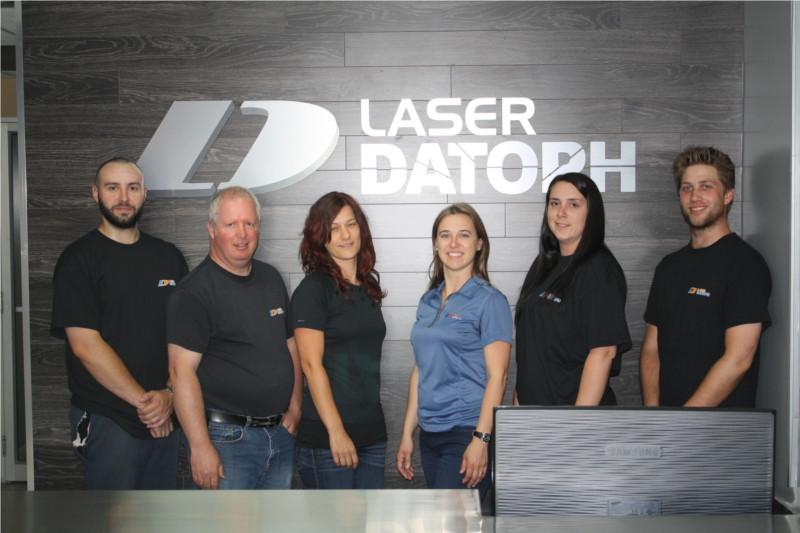 Équipe de Laser Datoph