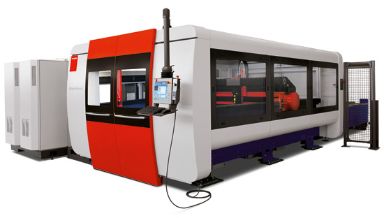 Coupe Laser Bystronic